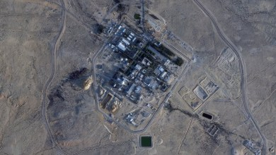 """صورة صور جديدة لمفاعل """"ديمونة"""" النووي.. ما الذي تقوم به """"إسرائيل"""" سراً؟"""