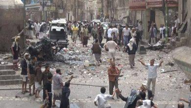 صورة يتنادون لإيقاف العدوان على الشعب اليمني فهل من مبادر؟؟