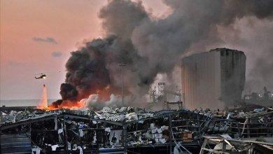 """صورة هيومن رايتس ووتش"""": السلطات اللبنانية تقاعست في التحقيق بانفجار مرفأ بيروت"""