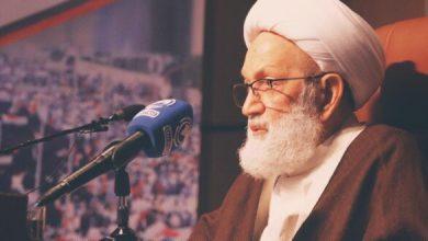 صورة خطاب سماحة آية الله قاسم في الذكرى العاشرة لانطلاق ثورة شعب البحرين – 13 فبراير 2021م
