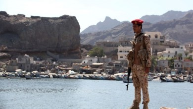 صورة ايقاف حرب اليمن وتقسيم المنطقة
