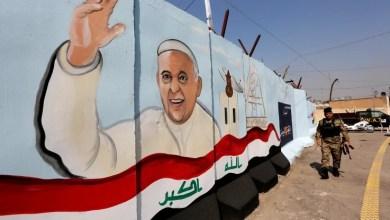 صورة زيارة البابا بين الترحيب والتشكيك