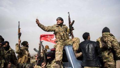 صورة مرتزقة من «الفصائل السوريّة» المحارِبة إلى اليمن… تركيا تستعدّ لدخول حرب اليمن (معلومات وتفاصيل)