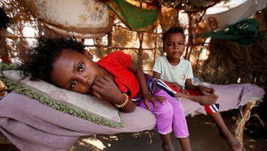 صورة حصار تحالف العدوان الامريكي يقتل الشعب اليمني