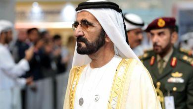 صورة ضربة كبيرة.. وكالة عالمية تنشر خبراً صادماً لحاكم دبي محمد بن راشد!