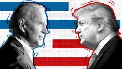 صورة هل هناك فرق بين ترامب وبين بايدن في تجفيف ضرع البقر الحلوب؟