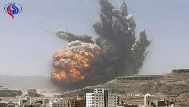 صورة لم يعد لأمريكا وتحالف العدوان على مأرب والمحافظات اليمنية سلطان ..!!!!