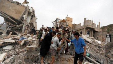 صورة بعض المقدمات للعدوان على اليمن