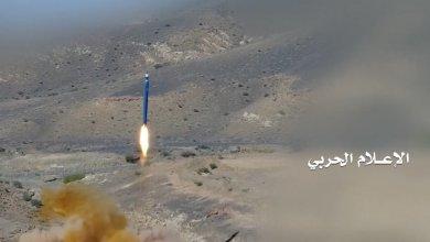 """صورة كاتبة لبنانية تكتب عن عملية توازن الردع الخامسة و تطلق عليها """" أعصار الحوثي """""""