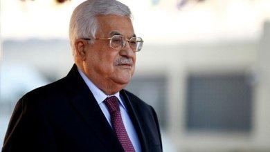 """صورة """"الرئيس الفلسطيني يشكر سماحة السيد السيستاني"""""""