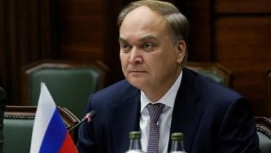 صورة السفير الروسي يغادر واشنطن متوجها إلى موسكو