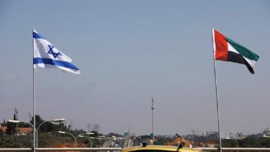 صورة إعلام إسرائيلي: الإمارات لم ترغب باستقبال نتنياهو قبل الإنتخابات
