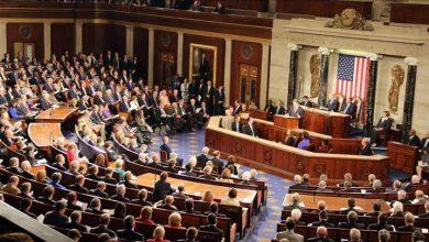 صورة أعضاء في الكونغرس يطالبون بإلغاء «صفقة القرن»