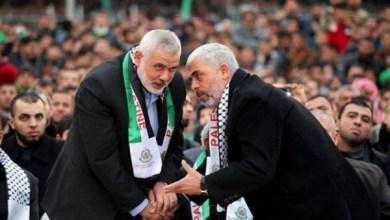 صورة انتخابات حماس مفخرة ونموذج