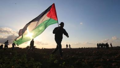 صورة في ذكرى يوم الأرض:  المجلس الوطني الفلسطيني يدعو لتعزيز وحدة شعبنا ومقاومة مخططات الاستيطان والتهويد
