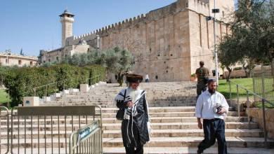 صورة البيت الإبراهيمي الصهيوني من الإمارة إلى البصرة