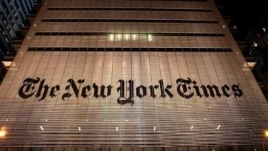 صورة صحيفة نيويورك تايمز عدداً خاصاً تم تكريسه بأكلمه لموضوع واحد إستغرق جميع صفحات العدد !! ما هو الموضوع ؟