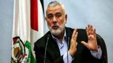 """صورة هنية يكشف تفاصيل خطوات """"حماس"""" الداخلية والخارجية و""""الوضع الذهبي"""" لإسرائيل وموقف حركته من التقارب التركي المصري"""