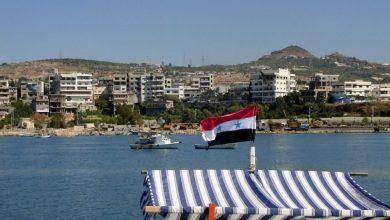صورة حقيقة ما حصل يوم امس قرب مرفأ بانياس السوري
