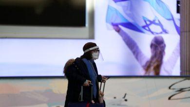 صورة تومار منطقة رخوة في جسم اسرائيل