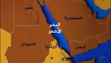 صورة الأهميّة الإستراتيجية ومُستقبل البحـر الأحمـر اليمني