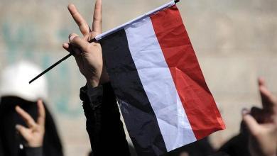 صورة رسالتنا لليمنيين:فجر السلام يبزغ فإزرعوا مقابر شهدائكم  ورودا
