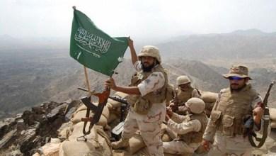 صورة مقتل عسكريين سعوديين في الحدود اليمنية