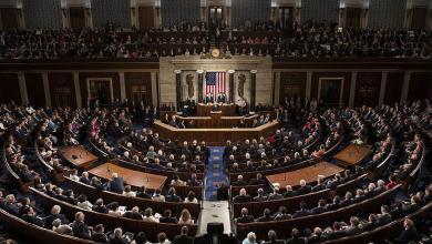 صورة الكونغرس والبنتاغون : صراع الفيلة