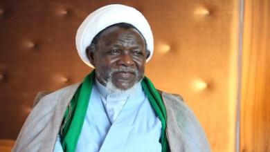 """صورة مؤامرة مشتركة بين الصهاينة والسعودية لقتل زعيم الحركة النيجيرية الاسلامية """"زكزكي"""""""