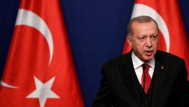 صورة أردوغان يؤكد استمرار عمليات بلاده العسكرية داخل الأراضي العراقية