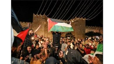 صورة موازين الحرب تغيرت … وفلسطين انتصرت