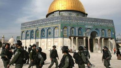 صورة أزمة كبيرة في واشنطن  بسبب ماجرى ويجري في القدس