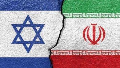 صورة إيران أهم من إسرائيل