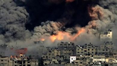 """صورة العدوان على غزّة.. والعد التنازلي لزوال """"إسرائيل"""""""