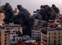 """صورة صورٌ ومشاهدٌ من معركة سيف القدس """"11""""  قصفُ بيتي وبيتِ أهلي في جباليا"""