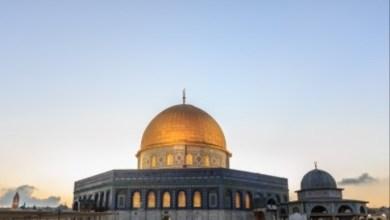 صورة قافلة الحضن العربي لا تعرف طريق القدس