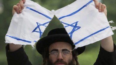"""صورة خرافة """"إنسانية"""" الصهيوني"""