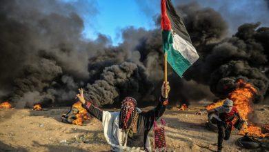صورة بشائر الإنتصارات تلوح في الأفق الفلسطيني