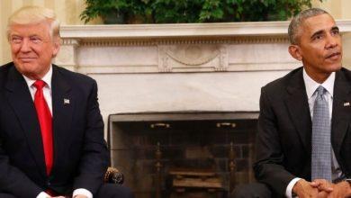 صورة الفكرة والمصير من أوباما إلى ترامب