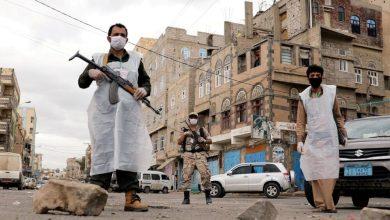 صورة في اليمن عدوان ظالم وصمت دولي مخزي