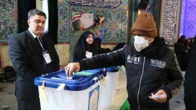 """صورة """" بعض ٌمن خصائص الإنتخابات الإيرانية"""""""