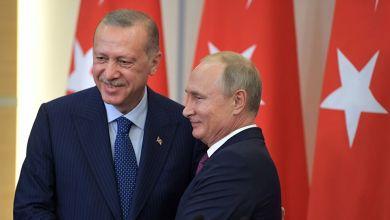 صورة ورطة أردوغان مع بوتين… وسورية تكسب الرهان