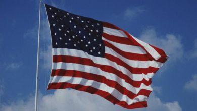صورة أمريكا لشيطان الأكبر تقمع الحريات وتصادر 36 موقعاً إلكترونياً شيعياً