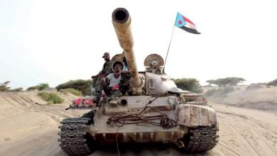 صورة عقب تهديده باجتياح عدن… قلق اماراتي من خطوة الأحمر التالية