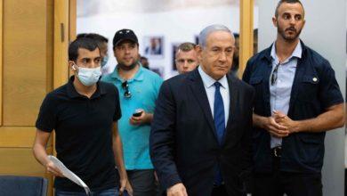 صورة نتنياهو لا يستسلم: استماتة في عرقلة «التغيير»