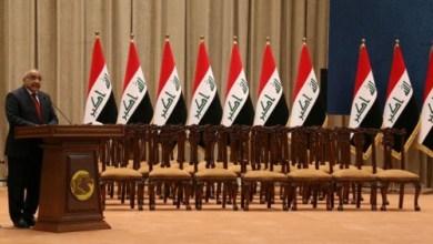 صورة مَن جاء بهذه الحكومة يتحمل مسؤولية أوجاعنا جنوب العراق