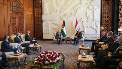 صورة فلسطين في قمة بغداد