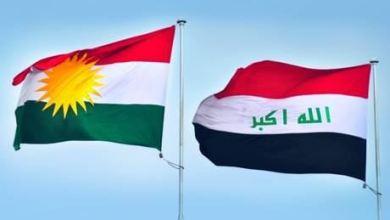 صورة بيان صحفي بخصوص تسليم إقليم كردستان مئتي مليار دينار بأثر رجعي خلافا لاشتراطات قانون الموازنة