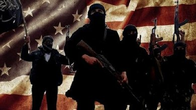 صورة الدعم الأمريكي المعهود واللامحدود.. يملأ صومعة اليمن بالإرهاب !!