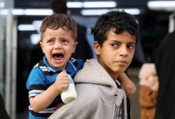 """صورة بلدُ منكوبُ بكل المقاييس.. """"يونيسيف"""": 30% من أطفال لبنان ينامون ببطون خاوية"""